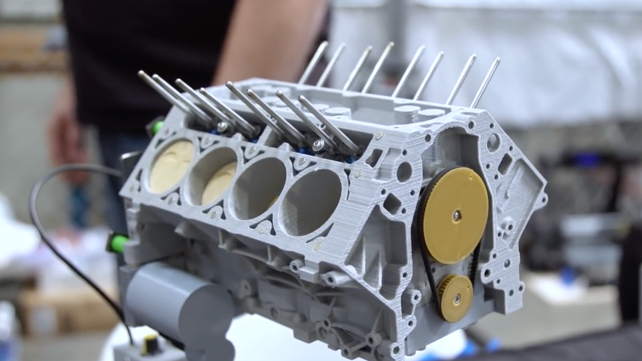Featured image of 3D Printed Engines – The 7 Most Advanced