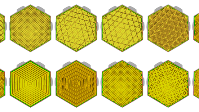 Featured image of Best Cura Infill Pattern (for Your Needs)