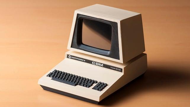 Featured image of Create a Miniature Commodore PET 8032 Replica Using a 3D Printer and Raspberry Pi