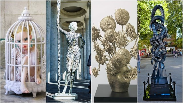 Featured image of 3D Printed Sculpture – 10 Most Jaw-Dropping Pieces of Art