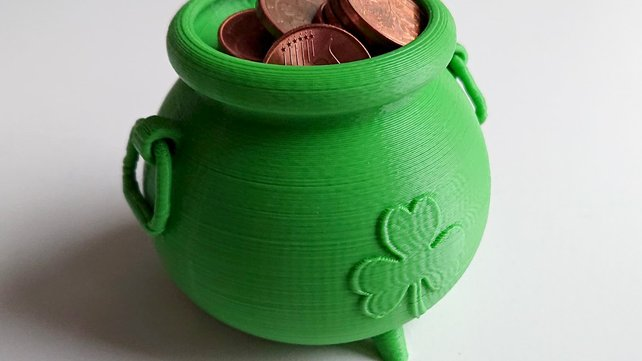 Featured image of 15 Festive 3D Prints to Celebrate Saint Patrick's Day