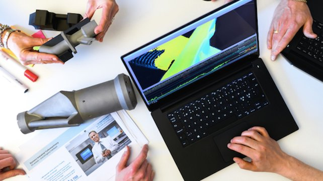 Featured image of Siemens and Interspectral Developing 3D Visualization Tool AM Explorer