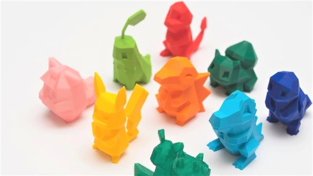 Featured image of 3D Printed Pokémon: 7 Best Curated Models (And More!)