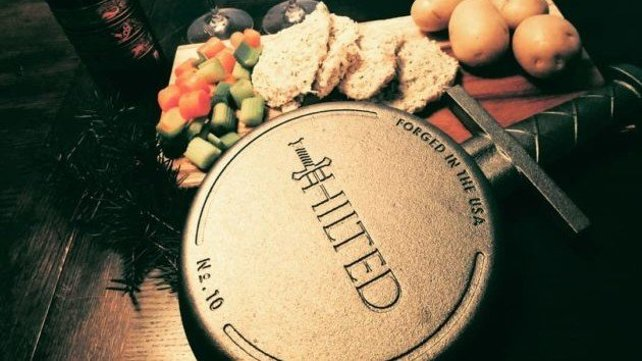 Featured image of Hilted Cookware Launches Game of Thrones Inspired Cast Iron Skillet