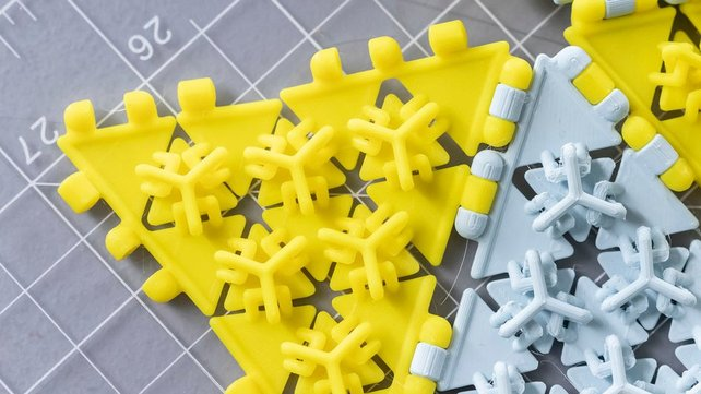 Featured image of 3D Print Your Own Construction System – Introducing Polypanels