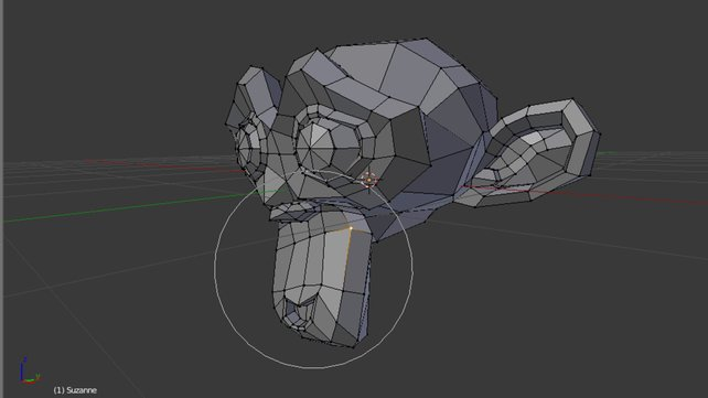 Featured image of Blender 2.8: Proportional Editing – Simply Explained