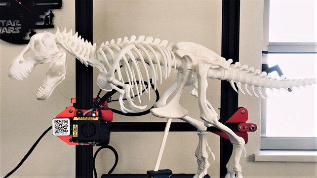 Featured image of 3D Printed T-Rex – 9 Great Curated Models