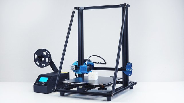 Featured image of 2020 Creality CR-10 V2 Review: 10-Hour Testing