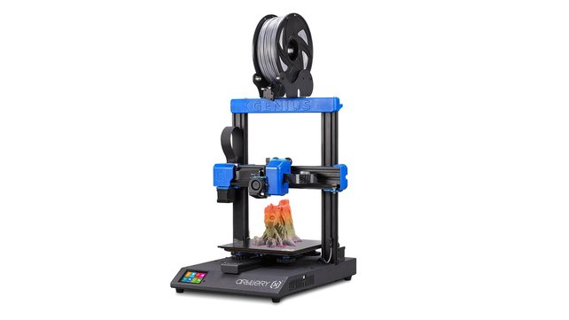 Featured image of 2019 Artillery Genius 3D Printer: Review the Specs