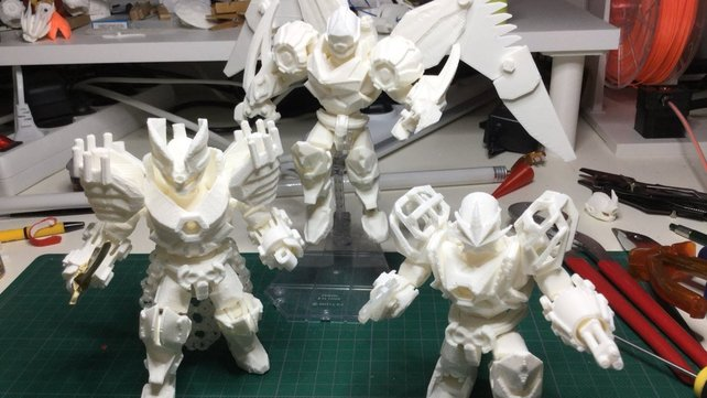 Featured image of 3D Printing Action Figures: All You Need to Know