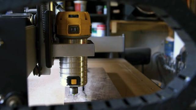 Featured image of Die besten CNC-Fräse-Bausätze & CNC-Fräsmaschinen 2020