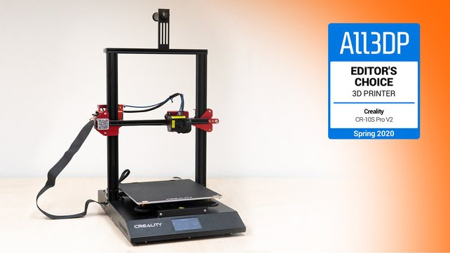 Featured image of Creality CR-10S Pro V2 Review: Editor's Choice