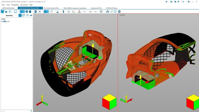 Featured image of 2020 Overview of 3D CAD File Formats