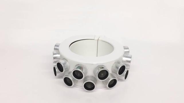 Featured image of Ingenious Bracelet Jams Microphones Around You