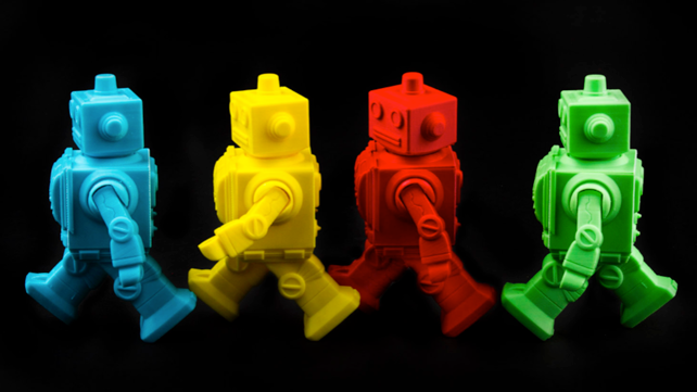 Featured image of Coolest Print-in-Place Models to 3D Print in 2020