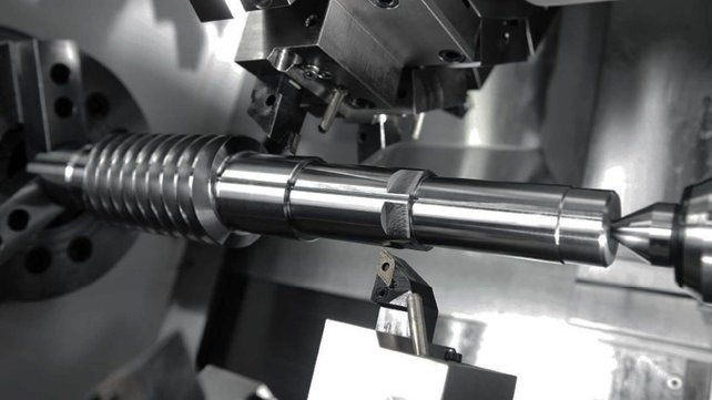 Featured image of What Is CNC Turning? – Simply Explained