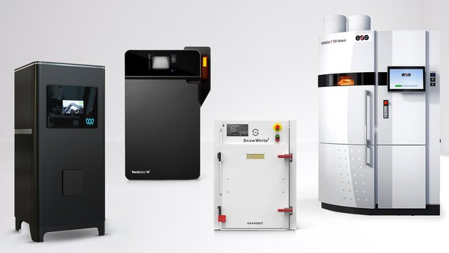 Featured image of 2021 SLS 3D Printer Buyer's Guide