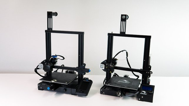 Featured image of Die besten Creality Ender 3 (Pro/V2) Upgrades 2021