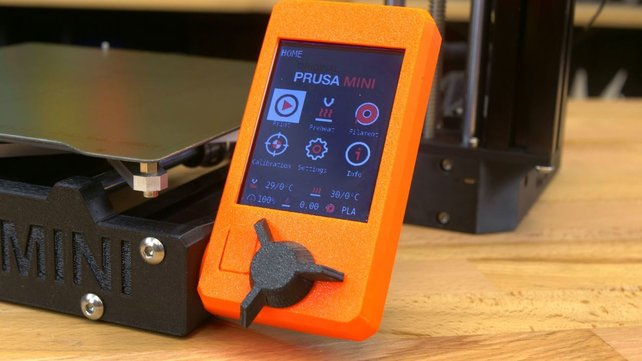 Featured image of Prusa Mini Firmware: All You Need to Know