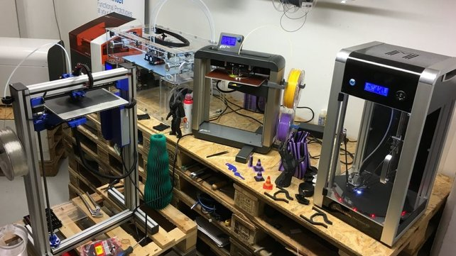 Featured image of FDM 3D Printers Explained: Cartesian, Delta, CoreXY, & More