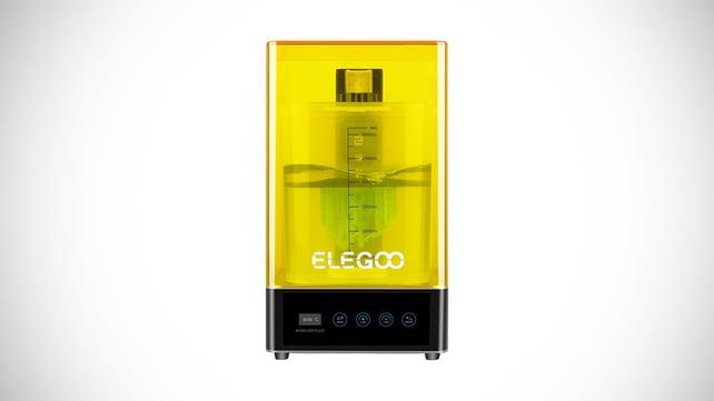 Featured image of Elegoo Mercury Plus: Specs, Price, Release & Reviews