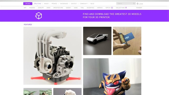 Featured image of 2020 Best Thingiverse Alternatives