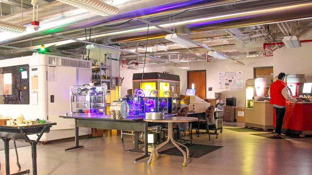 Featured image of Top 10 University 3D Printing Labs