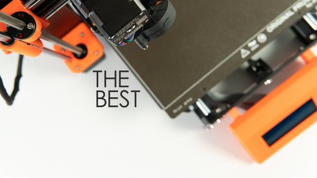 Image de l'en-tête de Les meilleures imprimantes 3D – Printemps 2021