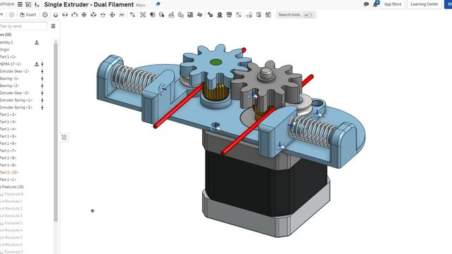 Featured image of Fusion 360 vs Onshape: The Differences