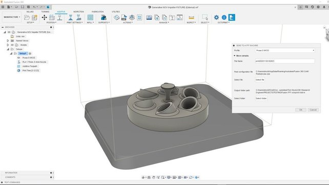 Featured image of Fusion 360's OctoPrint Add-in: What Is It & How to Use It
