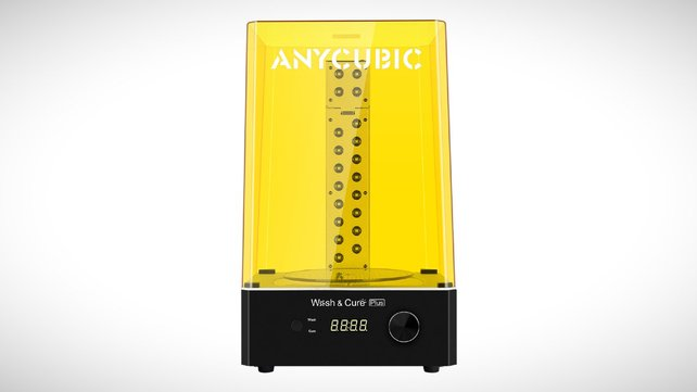 Featured image of Anycubic to Launch New Wash & Cure Plus