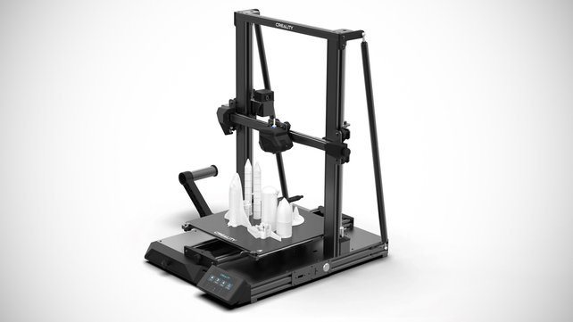 Featured image of Creality CR-10 Smart: Specs, Price, Release & Reviews