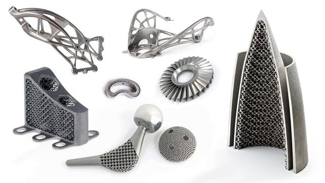 Featured image of 3D Printing Titanium: Methods, Printers, Applications
