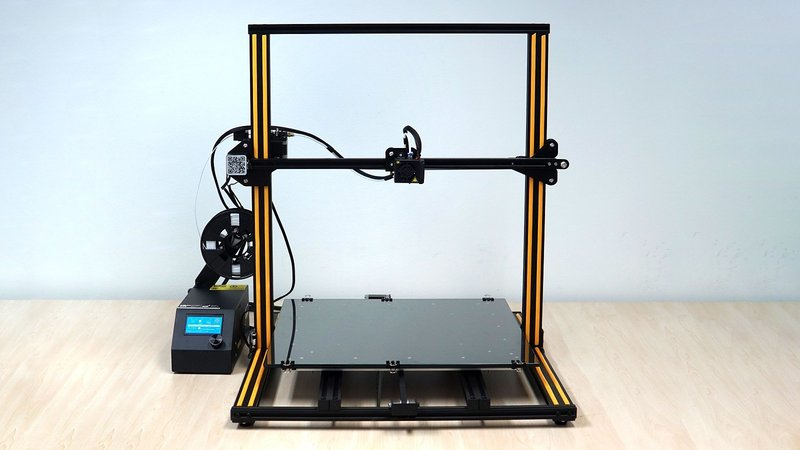 Featured image of 2020 Creality CR-10 S5 Hands-On Review