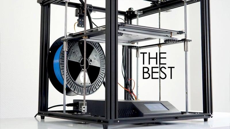 Imagen principal de Las mejores impresoras 3D de gran formato de 2021