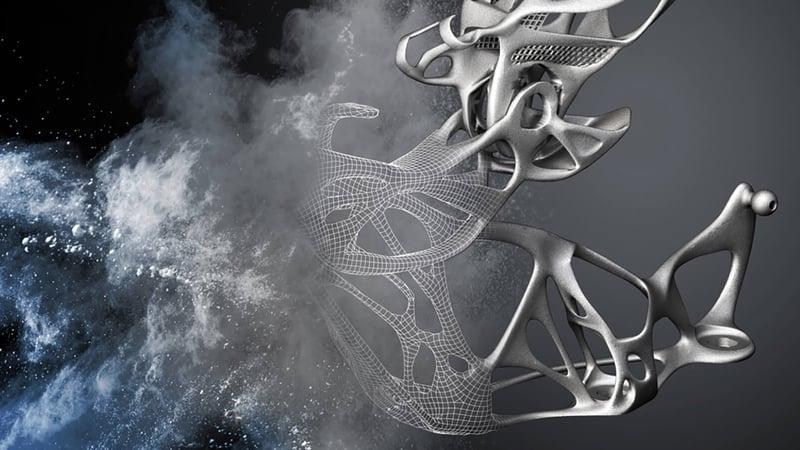 Imagen principal de Top 5 Applications for Metal 3D Printing