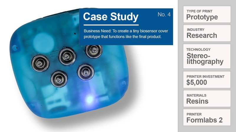 Featured image of Case Study: Better Research Prototypes with 3D Printing