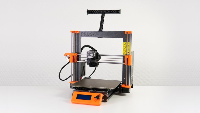 Featured image of Original Prusa i3 MK3S+ Review: The Best Gets Better