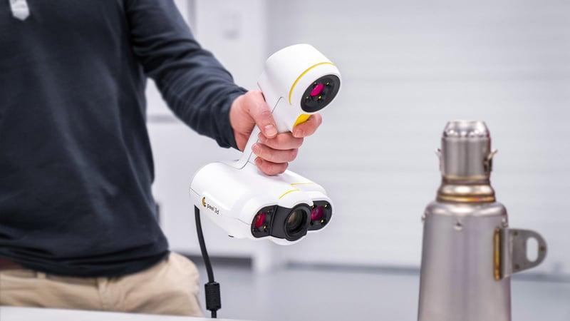 Imagem de destaque Os melhores scanners 3D de 2021