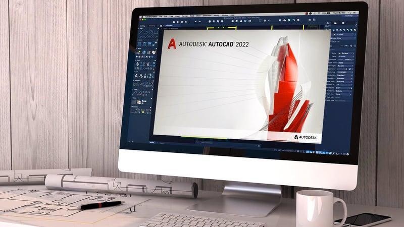Imagem de destaque AutoCAD 2022 gratuito: baixar a versão completa e grátis