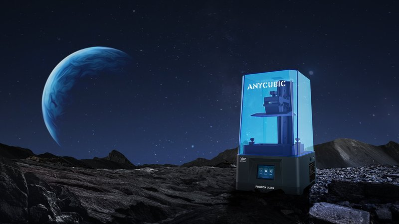 Featured image of Anycubic Photon Ultra: The First Affordable Consumer DLP 3D Printer
