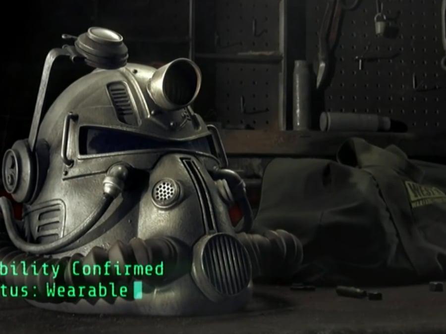 Power Armor Helmet Wearable T-51 Helmet Fall out Handmade Helmet Halloween Prop