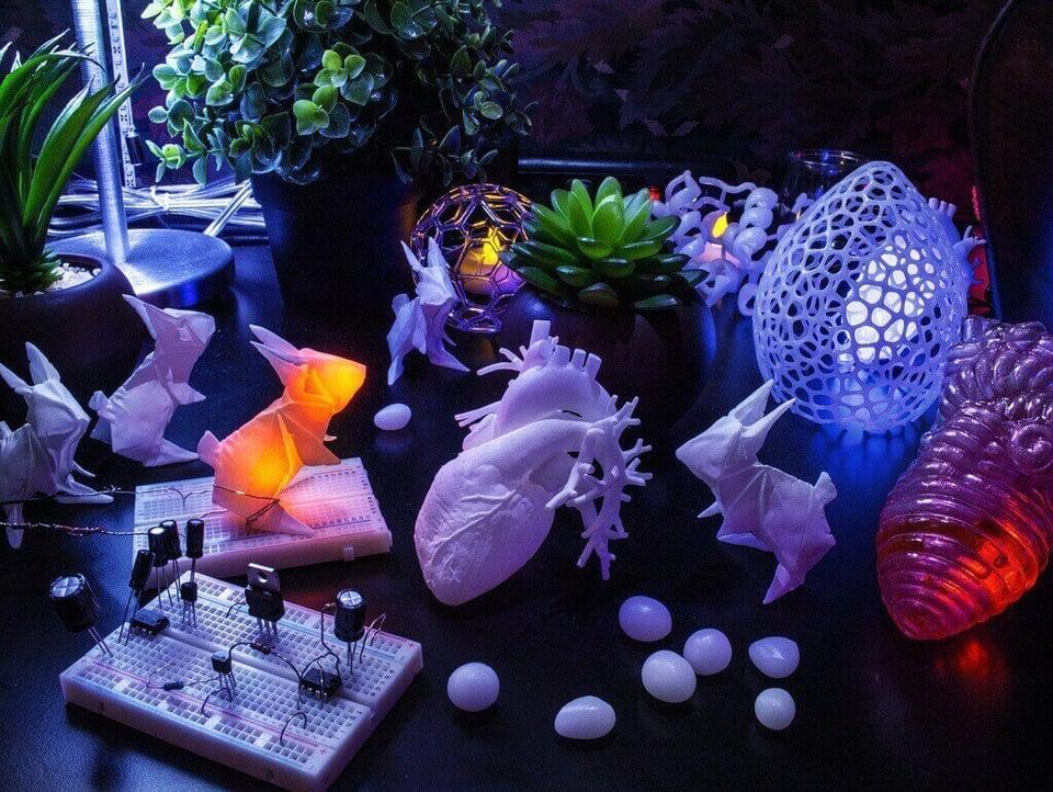 20 Cool Resin / SLA Models to 3D Print   All3DP