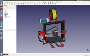 FreeCAD, as the name implies, is completely free.