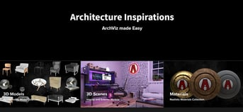 Architecture Inspiration is run by a solo designer.