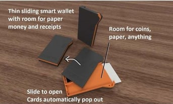 The Smart Wallet by b03tz.