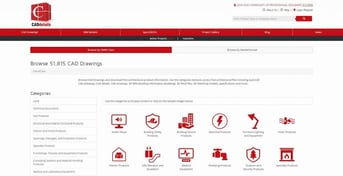 CADdetails' homepage.