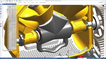 Solid Edge lets you edit and adjust your design on the fly with their synchronous technology.