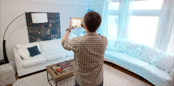 Now you can turn your smartphone or tablet into a 3D scanner.