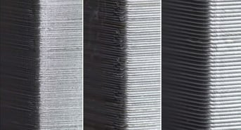 Various layer heights